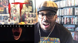 IT Chapter Two Pennywise Eats Child Trailer Reaction!
