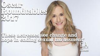 These Actresses See Ending Sexual Harassment | Los Angeles Times