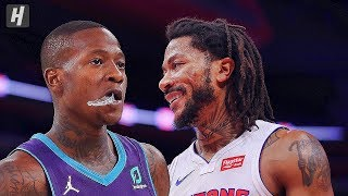 Detroit Pistons vs Charlotte Hornets - Full Game Highlights | November 27, 2019 | 2019-20 NBA Season