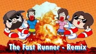 Repeat youtube video Game Grumps Remix - The Fast Runner