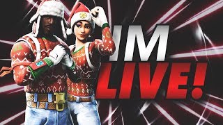 🔴 Playing duo pop up cup | Fortnite live console builder | Fortnite ps4 live