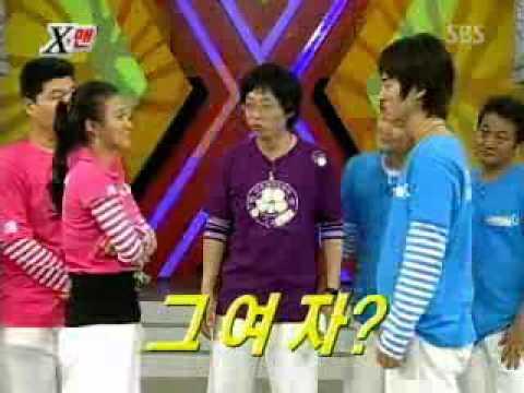 Xman Dangyunhaji   Hwang bo vs Jun jin