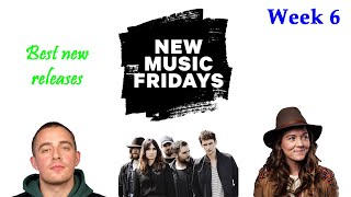 Best New Releases from New Music Friday 2019 Week 6