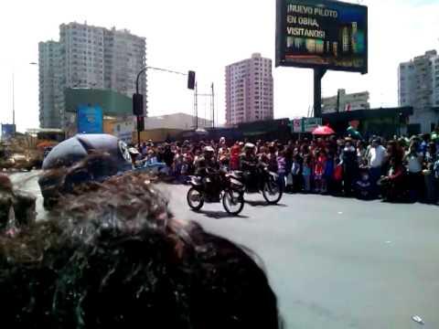 Parada militar antofagasta 2014