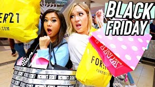 black friday shopping 2018..it gets wild