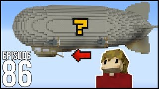 Hermitcraft 6 - Episode 86: THE MYSTERY BLIMP