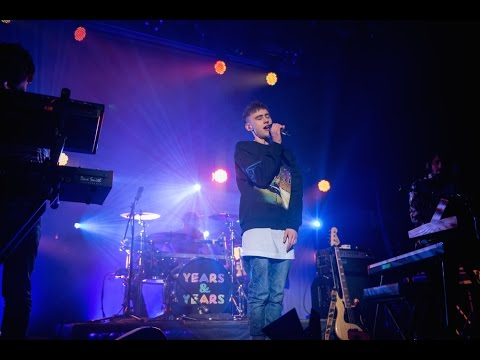 Years & Years - King (Live at MTV Brand New For 2015)