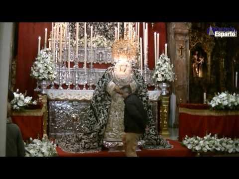 Besamanos de la Virgen de la Candelaria 2017