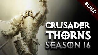 Invoker Crusader GR Build Diablo 3 Season 16 Patch 2 6 4 Guide