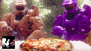 Season 16, Episode 6 - A Pizza the Action | Red vs. Blue