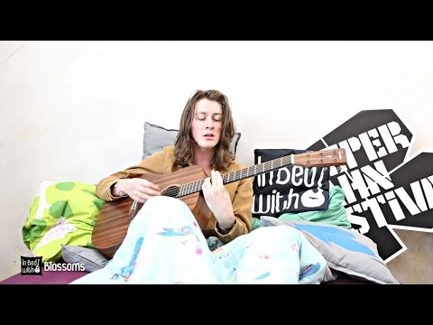Blossoms - Onto Her Bed - acoustic for In Bed with at Reeperbahn Festival 2016