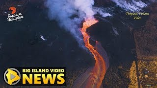 Hawaii Eruption Update, 11 am Conference Call (July 9, 2018)
