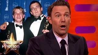 Ben Affleck On Matt Damon and Winning His First Oscar - The Graham Norton Show
