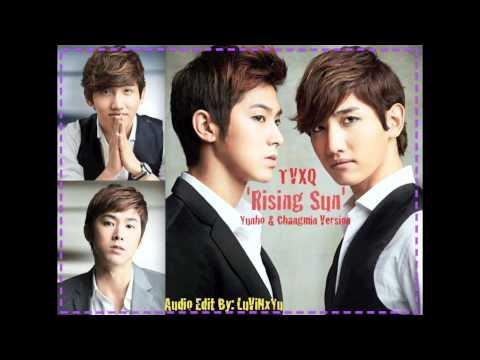 [Mp3] TVXQ - 'Rising Sun' Yunho & Changmin Ver.