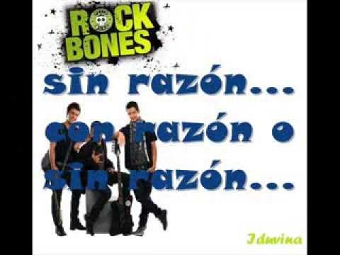 Baixar Paso el tiempo Rock Bones letra
