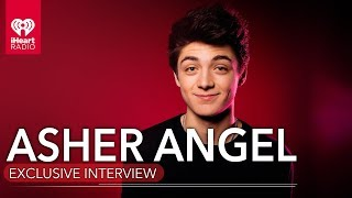 "Asher Angel Talks New Song ""Chills,"" Being Nominated For An iHeartRadio Music Award + More!"