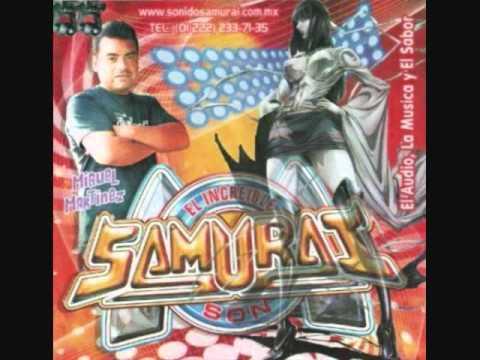 la cumbia de la virgen poblana sonido samurai