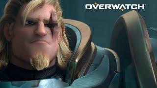 "Curta animado de Overwatch   ""Honor and Glory"""