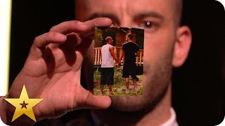 Darcy Oake turns back time to honour his brother | BGT: The Champions