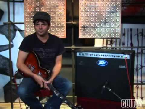 Peavey 6505+ 1x12 Combo Amplifier Guitar World Review