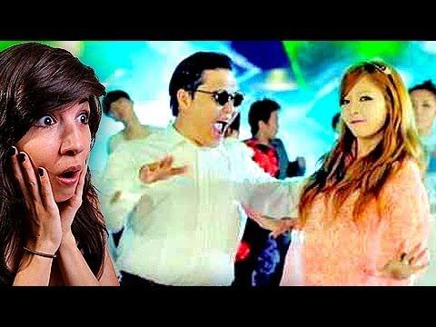 PSY - GANGNAM STYLE (강남스타일) M/V Reaction