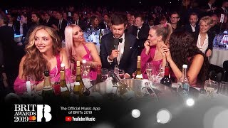 Jack Whitehall interviews Little Mix | The BRIT Awards 2019