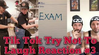 Try not to laugh reaction #3 ||Tik Tok 2019||