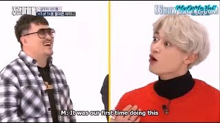 SHINee Minho Savage Compilation