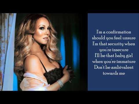 8th Grade - Mariah Carey - (Lyrics)