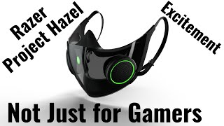 Razer's Project Hazel Face Mask