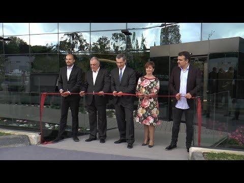 Europako lehenengo elektromugikortasun lantegia inauguratu du Irizarrek