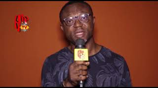 EFE OMOROGBE REACTS TO NCC'S LAWSUIT AGAINST COSON (Nigerian Entertainment News)