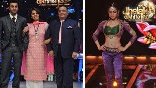 Ranbir Kapoor & Drashti's BESHARAM DANCE in Jhalak Dikhla Jaa 6 7th September 2013 FULL EPISODE