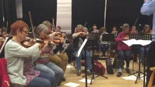 Trinity - Emma Jackson (performed by York Guildhall Orchestra)