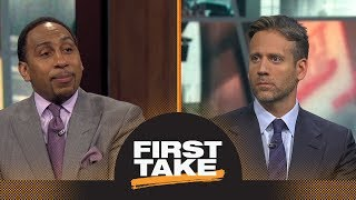 Stephen A. Smith: Kevin Durant wasn't a phony with the Thunder | First Take | ESPN