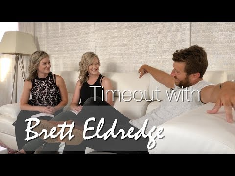 Timeout with Brett Eldredge | by Timeout with the Twins for Ottawa Life Magazine