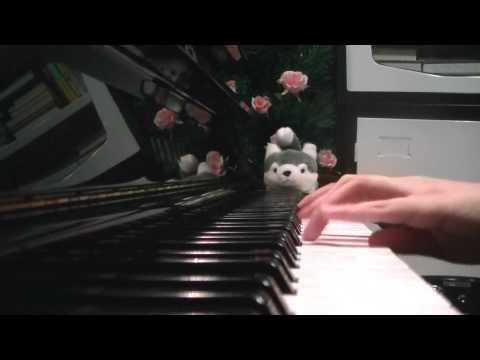 ❀Ayakura❀ ♫ Be Strong ♫ (piano ピアノ ver.) - 西野カナ Kana Nishino