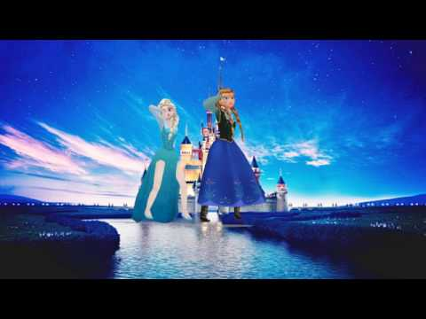 cover Katy Perry -chained to the Rhythm (Elsa and Anna)