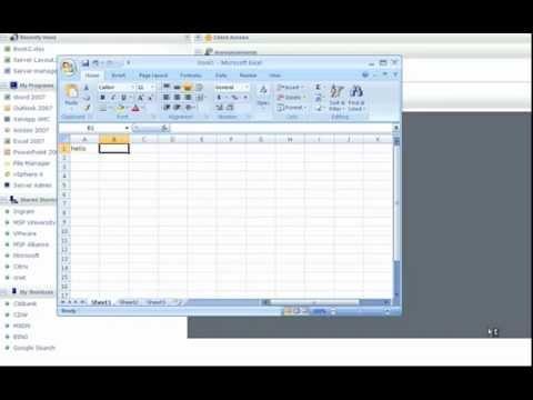 TOGLcloud Webtop Demo