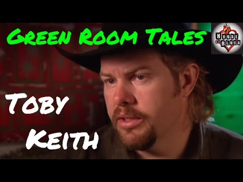 Toby Keith | Green Room Tales | House of Blues