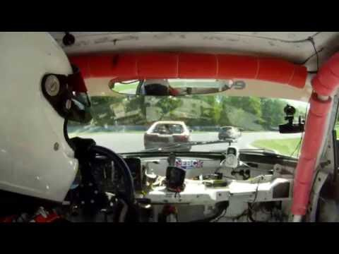 The Carbeque Onboard - LeMons Thompson 2016
