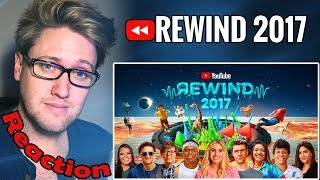YouTube Rewind: The Shape of 2017 REACTION! | WHERE'S THE ADPOCALYPSE, YOUTUBE? HUH? |