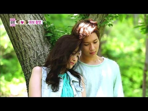 【TVPP】Na Eun(Apink) - Couple Photo Shot, 나은(에이핑크) - 커플 화보 촬영 @ We Got Married