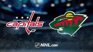 Ovechkin records hat trick, Oshie nets OT goal in win