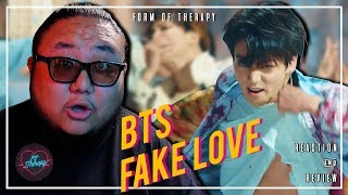Producer Reacts to BTS Fake Love