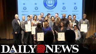 New York Daily News honors 2017 Hometown Heroes in Education