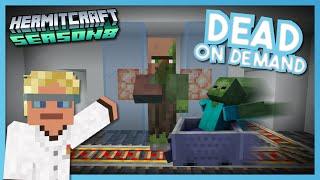 Zombification Station!!! - Minecraft Hermitcraft Season 8 #5