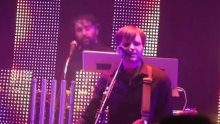 The Postal Service - Such Great Heights live Coachella 2013