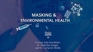 Masking & Environmental Health video