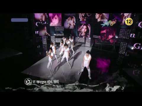 SNSD - Run Devil Run ComeBack Stage ( Mar,19,10 )